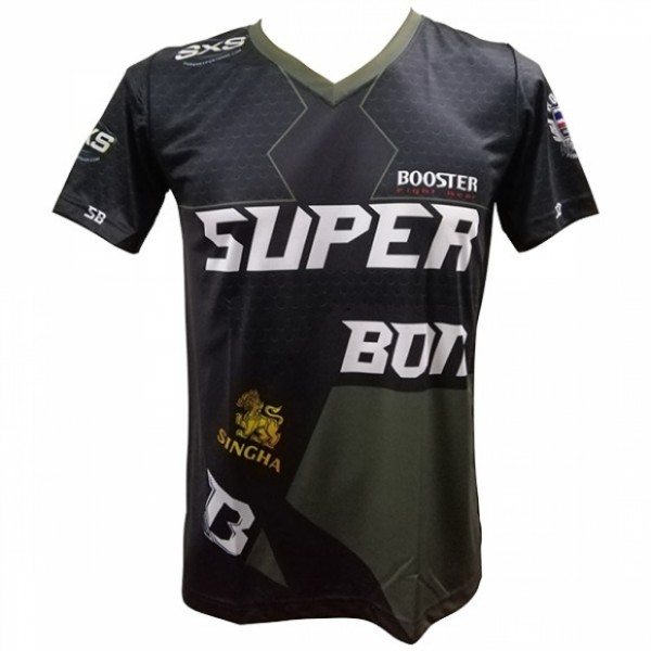 Booster T-shirt Superbon Tee 1 | Gesublimeerd, training