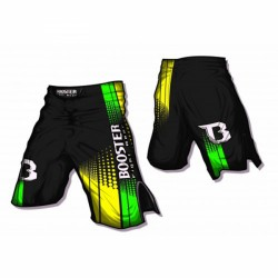 Booster MMA Pro 11 Shorts Life, neon