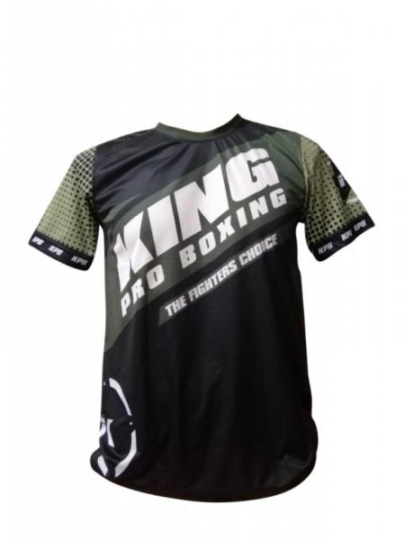 Booster T-Shirt Star Vintage Kaki Tee - Bokstraining, Sparring