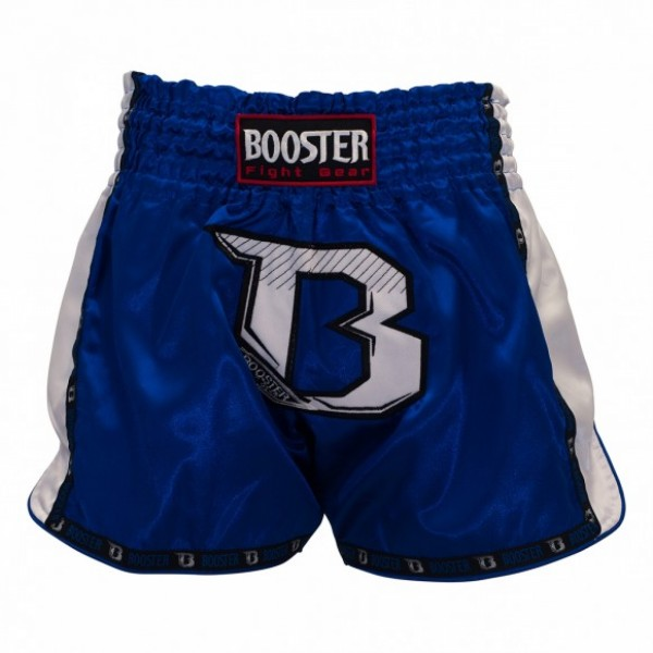 Booster Boksbroek satijn | Muaythai, Kickboksen, MMA-training