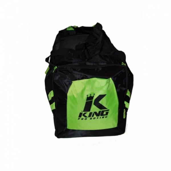 Booster Pro Boxing Sporttas groen
