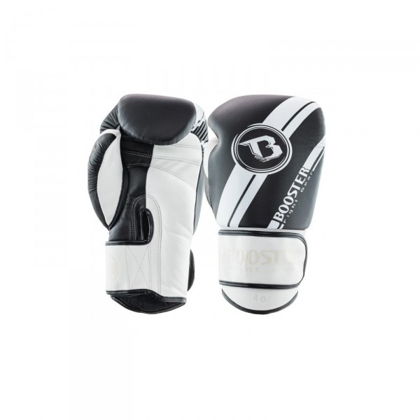 Booster Bokshandschoenen BGL V3 BL/WH/BL (zwart-wit)