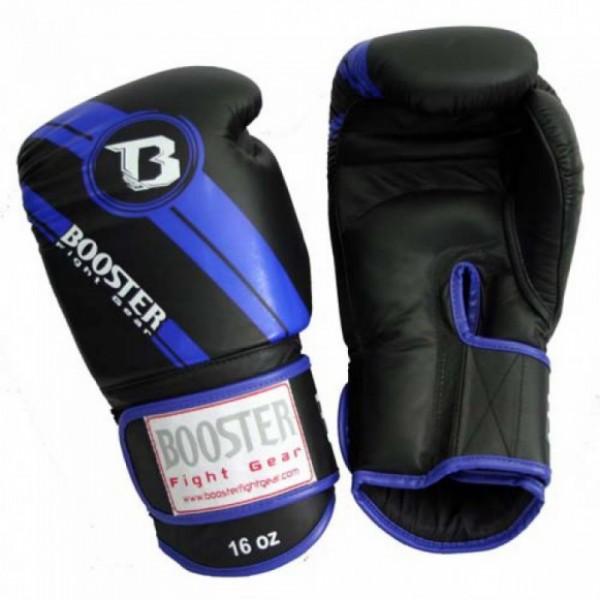 Booster Bokshandschoenen BGL V1 Black/Blue (zwart-blauw)