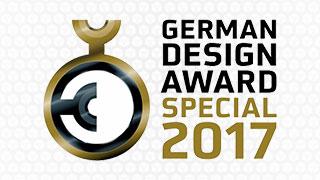 Figure: Design Award 2017