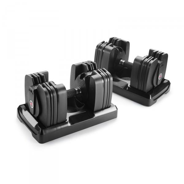 Haltères Bowflex SelectTech Bluetooth 560