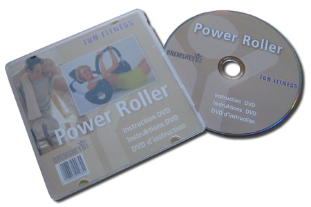 Bremshey Training DVD for the Power-Roller