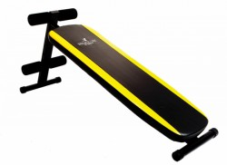 Bruce Lee Signature Slant Board Buikspierbank
