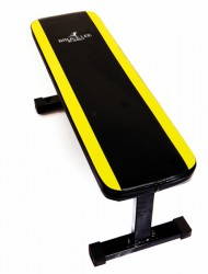 Bruce Lee Signature Flat Bench Drukbank
