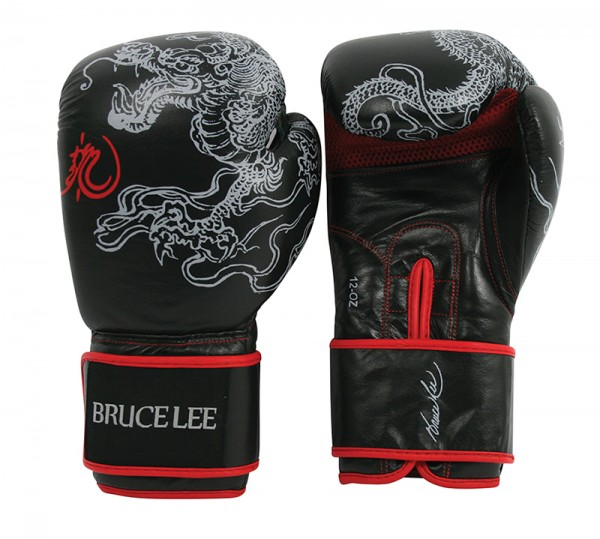 Bruce Lee Bokshandschoenen Dragon