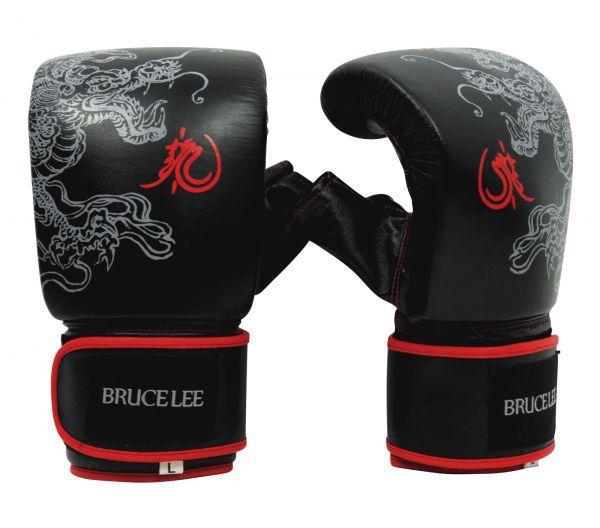 Bruce Lee Dragon Bag Gloves L
