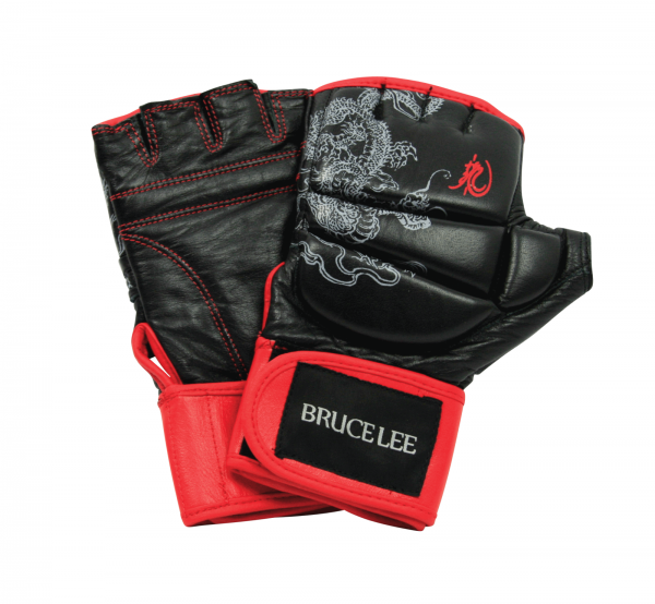 Bruce Lee Dragon Grapping Gloves L