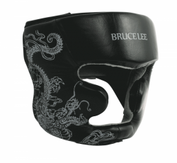 Bruce Lee Dragon Head Guard L/XL (NEW)