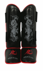 Bruce Lee Dragon Shinguards L/XL (NEW)