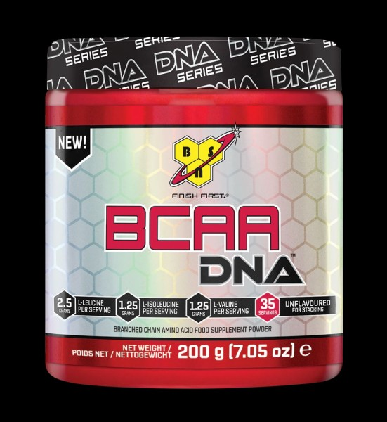 BSN DNA Series BCAA, 200 g