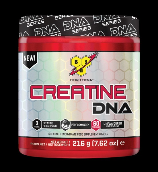 BSN DNA Series Creatine, 216 g