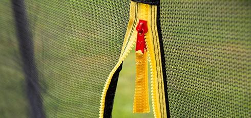 Figure: Clever zipper system