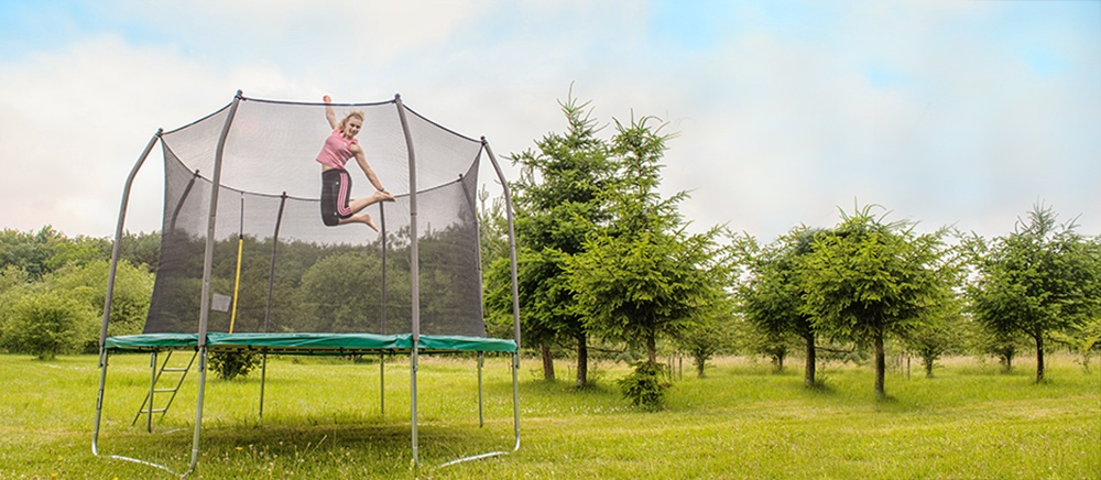 trampolina ogrodowa cardiojump