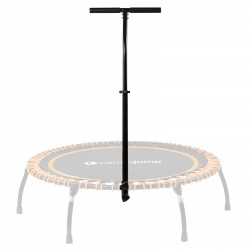 cardiojump fitness trampoline handle bar