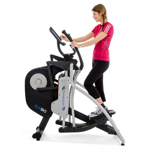cardiostrong elliptical cross trainer EX90