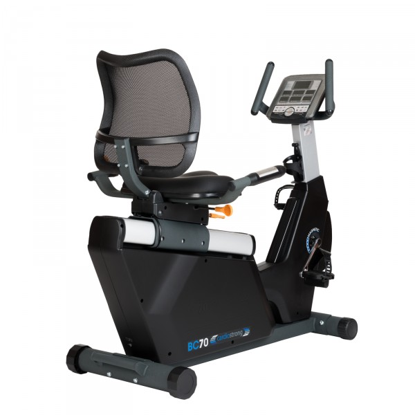 cardiostrong recumbent exercise bike BC 70