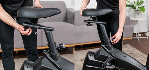 Vélo d'appartement cardiostrong BX30 Plus S'adapte à chaque utilisateur