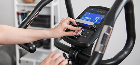 Vélo d'appartement cardiostrong BX30 Plus Découvrez la variété de programmes