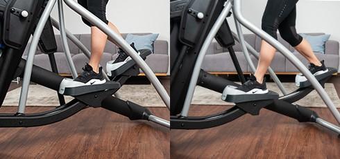 Figure: Adjustable stride length