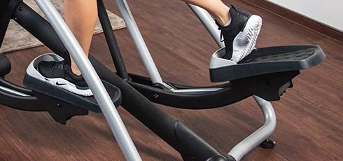 Figure: Cushioned pedals