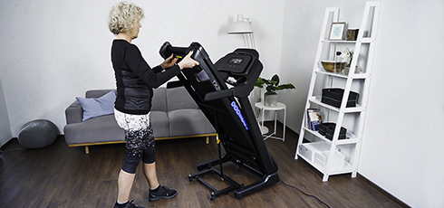 cardiostrong Treadmill TX20 Fits in everwhere