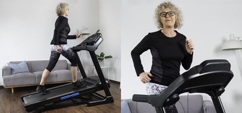 cardiostrong Treadmill TX20 Best fit for workout beginners