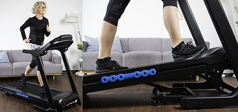 cardiostrong Treadmill TX20 Excels in price-performance ratio