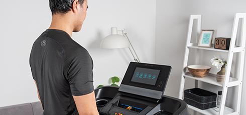 Tapis de course cardiostrong TX70 Brûlez des calories et économisez de l'énergie
