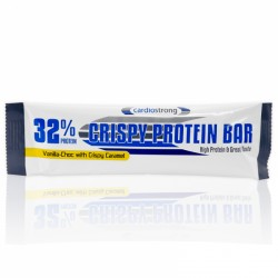 cardiostrong bar - Eiwitreep Crispy 32% proteïne