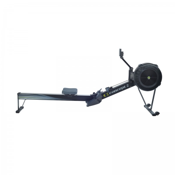 Concept2 roeitrainer model D (PM5) zwart