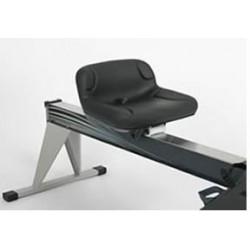 Concept2-stoel met rugsteun