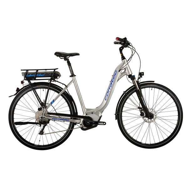Corratec e-bike E Power Active 10S 400 (Wave, 28 inches)