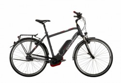 Corratec E-Bike E Power Active Coaster 2017 (Diamant, 28 Zoll) RH 57