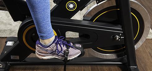 Darwin indoor bike Evo 30 Fokus på stabilitet