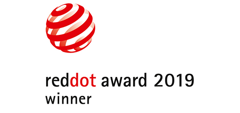 Figure: Gewinner des red-dot Design Awards 2019