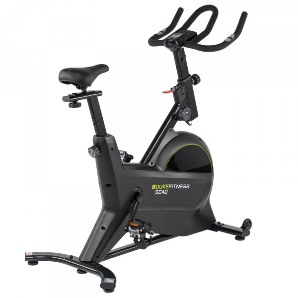 Rower treningowy Duke Fitness Indoor Bike SC40