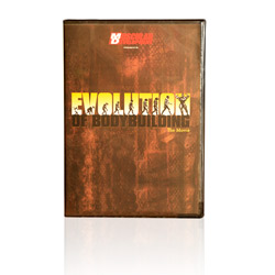 Evolution of Bodybuilding - De film (DVD)
