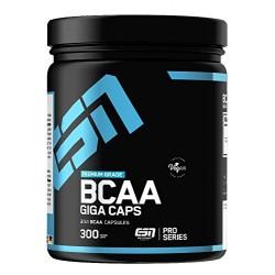 ESN BCAA Giga Caps - voedingssupplement