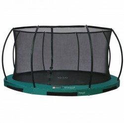 Trampoline de jardin Etan InGround Hi-Flyer