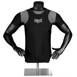 Koszulka kompresyjna Everlast Men's SLV Rash Guard Detailbild