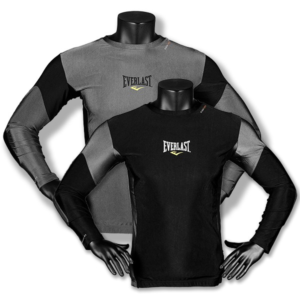 Koszulka kompresyjna Everlast Men's SLV Rash Guard