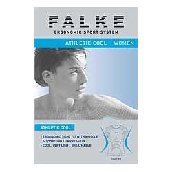 Falke Athletic Cool Short-Sleeved Shirt Women Detailbild