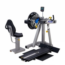 Vélo d'appartement First Degree Fitness Fluid Upperbody E820