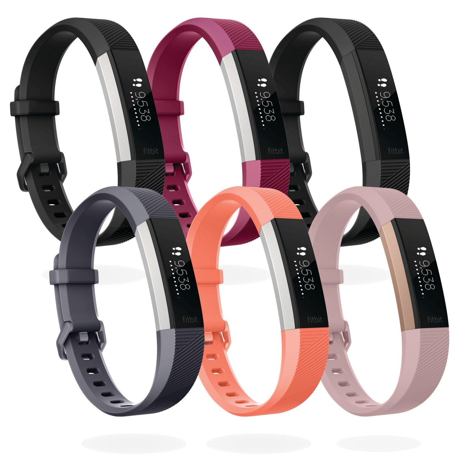 Fitbit ActivityTracker ALTA HR buy with 16 customer