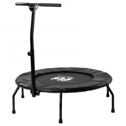 Fit For Fun Fitness Trampoline by cardiostrong