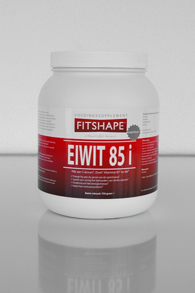 Fitshape Eiwit 85 % 750 gram | Eiwitshake